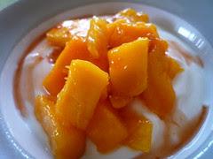 alphonsos & yogurt