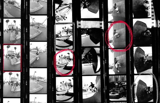 THE POLITICS OF SKATE PHOTOGRAPHY