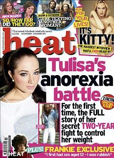 A entrevista completa com Russell Grant pode ser visto na edição desta semana da revista Heat