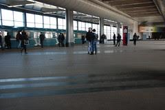 Above Ground Metro Station