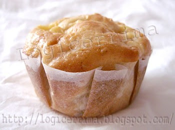 [ Muffin light alle Mele senza Burro ]
