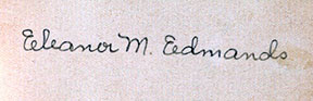 Second Inscription