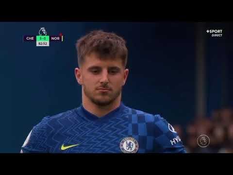 Chelsea vs Norwich Football Highlight