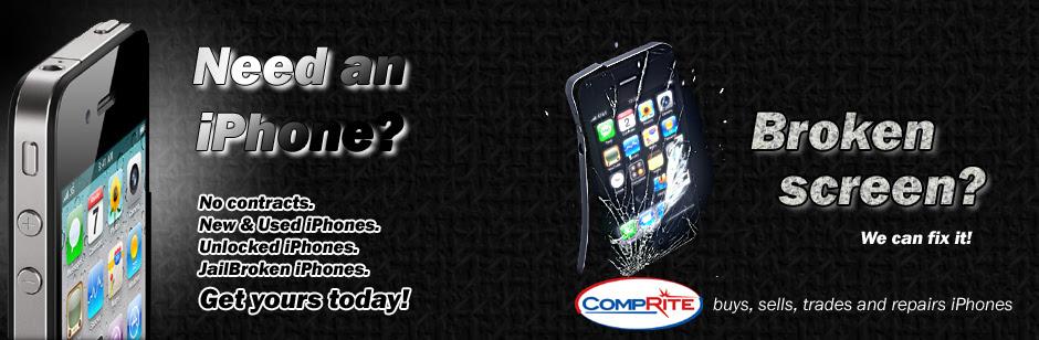 CompRite\u00ae  Apple iPhone Repair Sales Service  Portland, OR