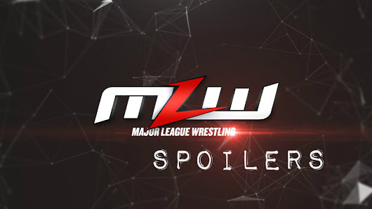 MLW 07/12/18 Fusion TV Taping feat Strickland vs Low Ki for the MLW Title Results *SPOILERS* - PWPonderings
