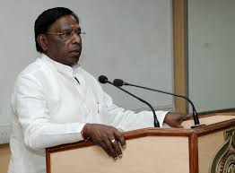 Shri V.Narayanasamy, Union Minister of State for Prime Minister's Office and Personnel, Public Grievances & Pensions.