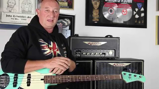 Ashdown CTM-100 Bass Amp Intro Video | The Guitar List