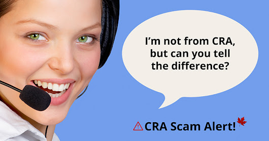 CRA Tax Scam Alert by Cawston and Associates Calgary, Alberta, Canada