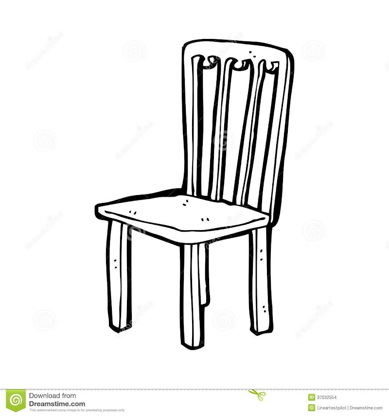 Cool Wooden Furniture Clipart Black And White wallpaper