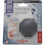 Surefire EP4 Sonic Defenders Plus Medium (Clear) by PilotMall.com