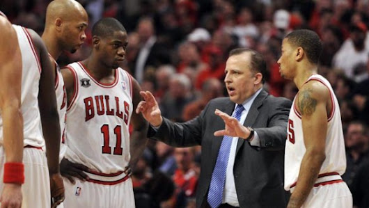NBA: Teamwork the key for Chicago Bulls coach - Dafabet Sports
