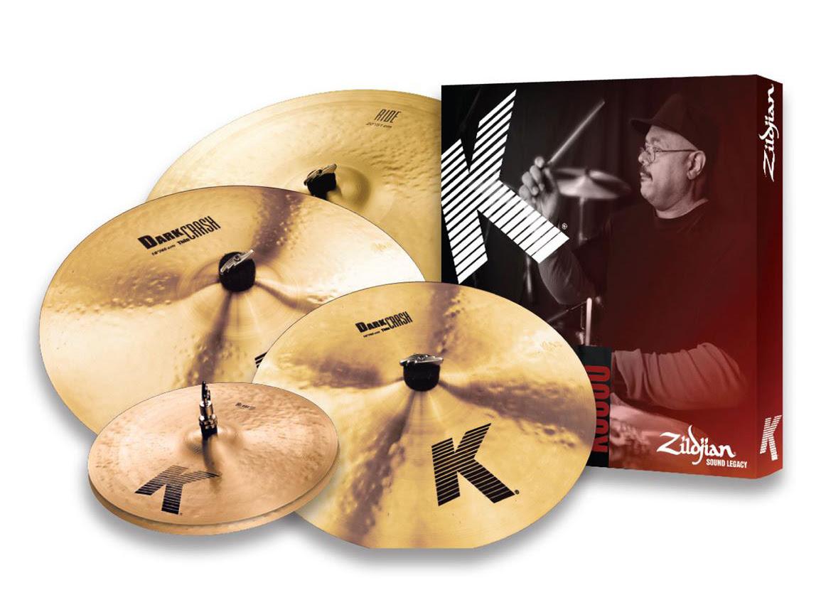 Zildjian K0800 K Series Cymbal Pack | Full Compass