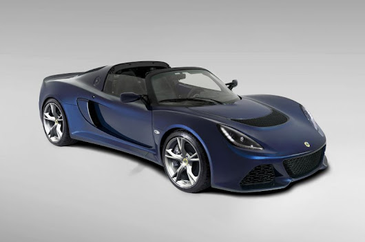 Lotus - Exige III S Roadster - Sport 410 3.5 V6 (416 Hp) - Technical specifications, Fuel economy (consumption)