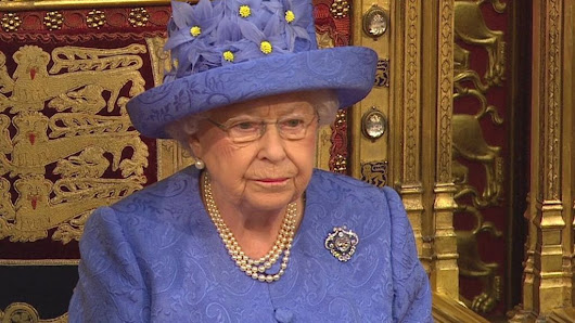 Queen's Speech: New data protection law