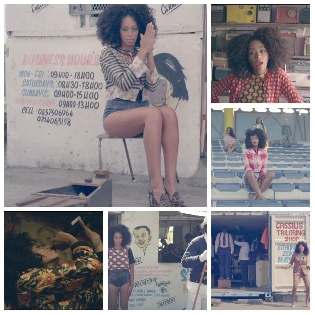 Losing You (Video), Solange