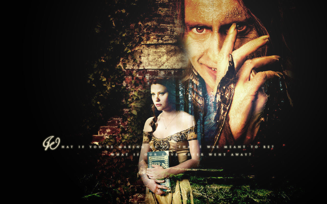 Rumpelstiltskin Belle Once Upon A Time Wallpaper 29123380