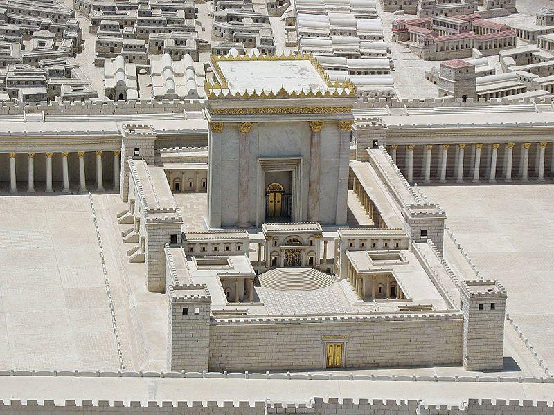 """Le """"Troisième Temple"""" de Jérusalem: Anciennes prophéties, échos d'aujourd'hui !"""