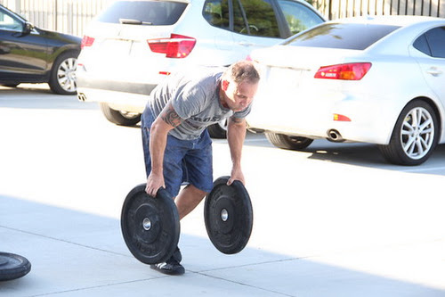 05JUN14: Snatch Balance; Push Ups; Mary - CrossFit Reality