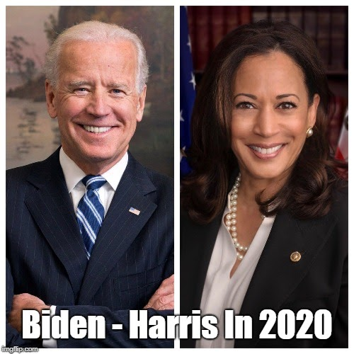 Pax on both houses: Biden Announces Candidacy; Shakes Up Race With ...