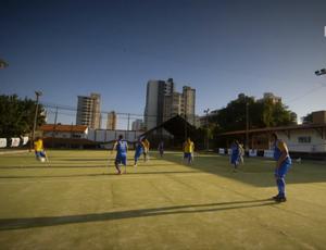 futebol de amputados Natal vídeo Fifa (Foto: Reprodução/Fifa)