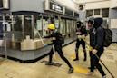 More Transit Disruptions After Chaotic Night: Hong Kong Update
