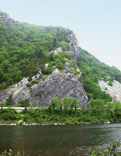 Image result for Delaware Water Gap from Route 80
