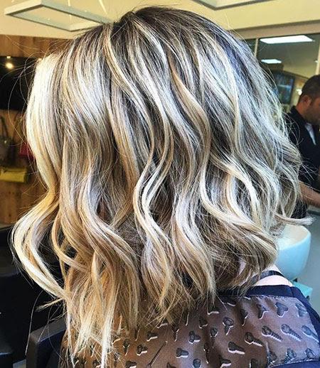 20 Long Bob Haircuts for Thick Hair | Hairstyles ...