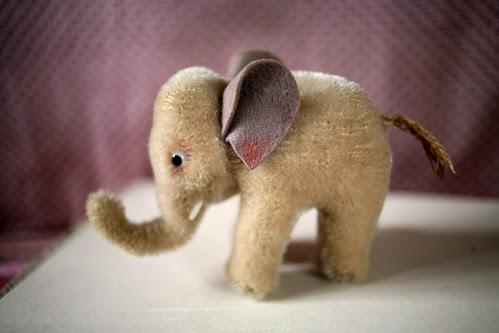 Aunt Bettie's Elephant
