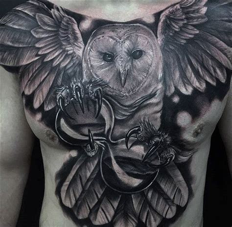 Barn Owl Tattoo Meaning Owl Tattoos Designs Ideas Meanings And