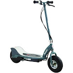 Razor E300 Electric 24 Volt Motorized Rechargeable Kids Scooter, Gray by VM Express