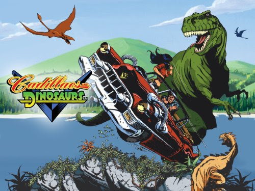 Watch Cadillacs and Dinosaurs Season 1 Episode  - Amazon Video