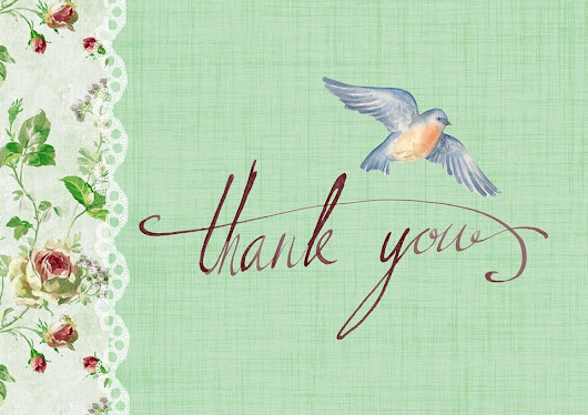 How to write a thank you note - The Pen Company Blog
