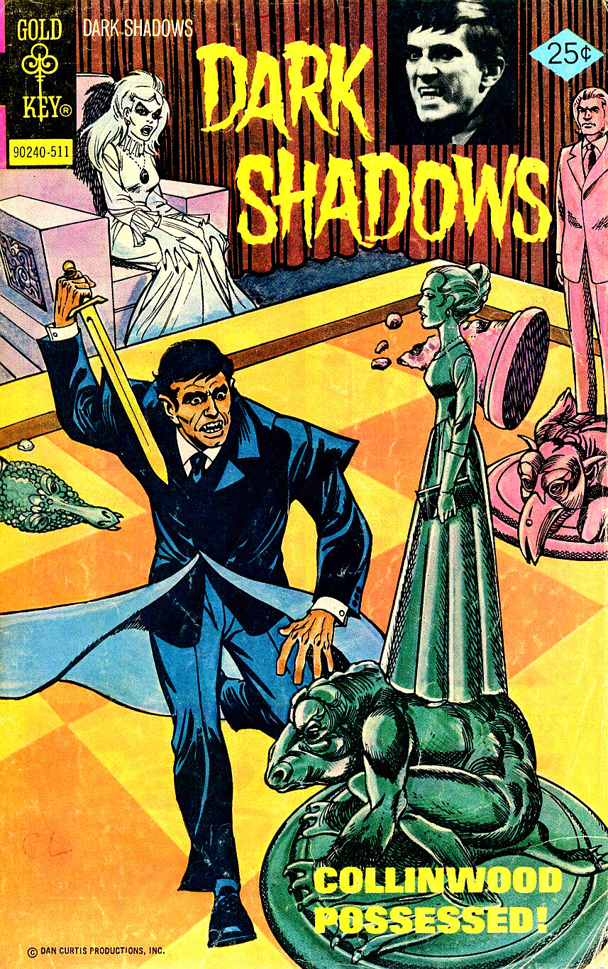 Dark Shadows 34 (1975)