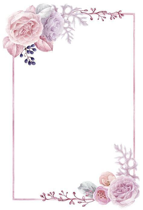 H972 (21)   card   Flower frame, Flower backgrounds