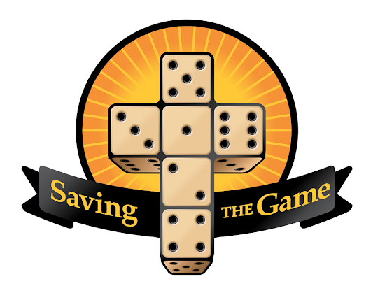 Episode 119 – Gaming Evangelism (with Gospel and Gaming) – Saving the Game