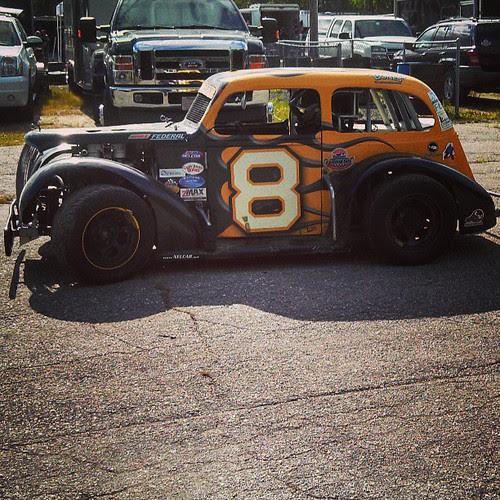 #uslegends #8 #racecar #raceday #starspeedway