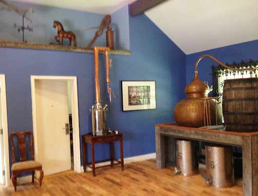 Copper Fox distillery draws a crowd at opening