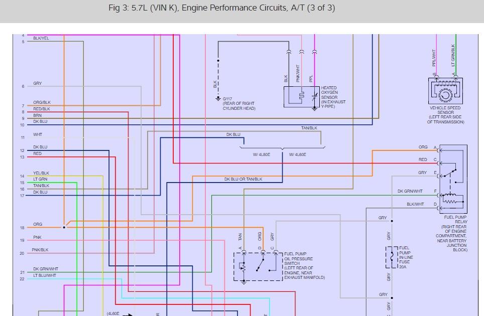 Fuel Pump Relay Wiring Diagram 93 Topkick