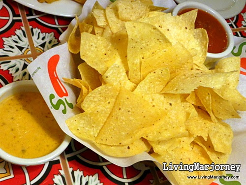 Chili's Bottomless Tostada Chips, by LivingMarjorney