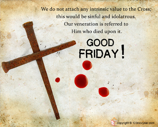 Good Friday Quotes, Wishes 2016 in English , Hindi