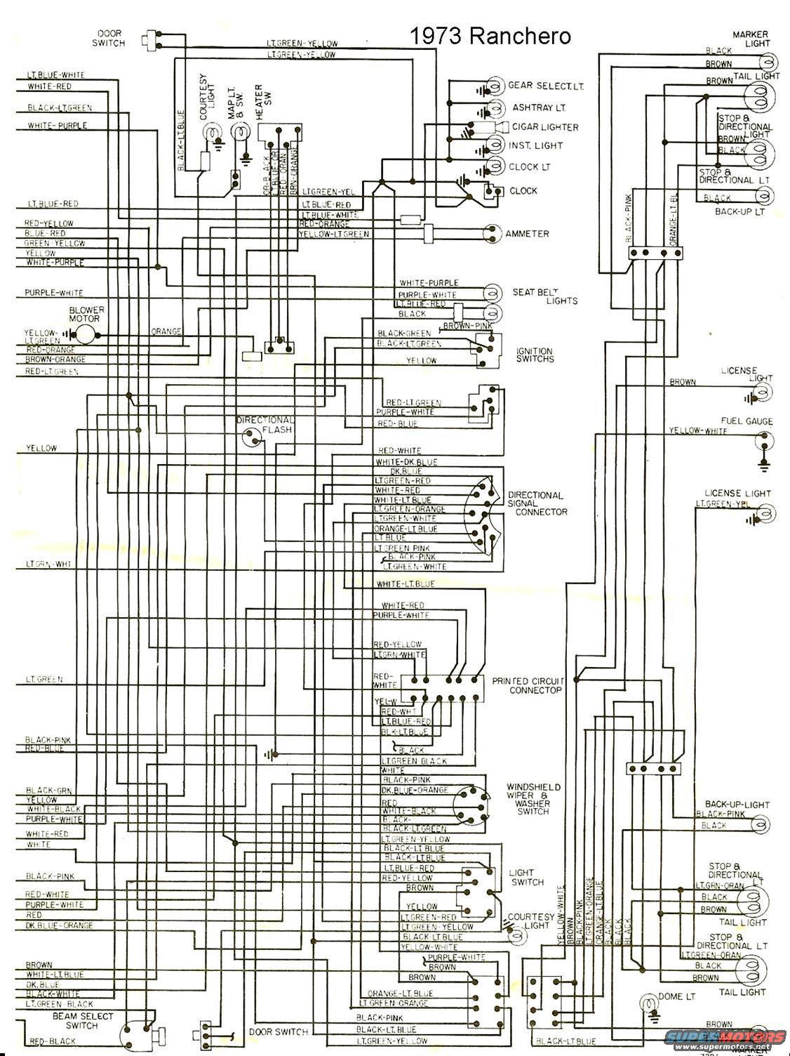 [DIAGRAM] 1964 Ranchero Wiring Diagram FULL Version HD ...