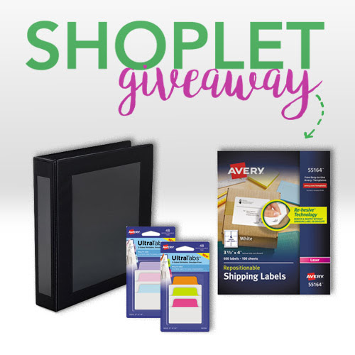 Win A Bundle Featuring Our Best Avery Products | Shoplet