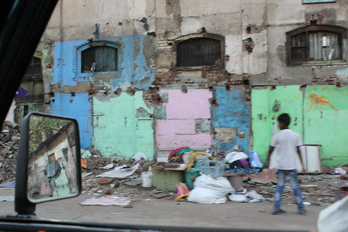 This Is What Remains Of The Street Slums Near Dagdi Chawl by firoze shakir photographerno1