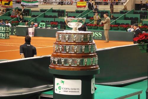 Copa Davis, Barcelona 2009