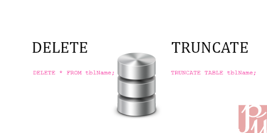 Difference between Delete and Truncate Commands - Programming Unit