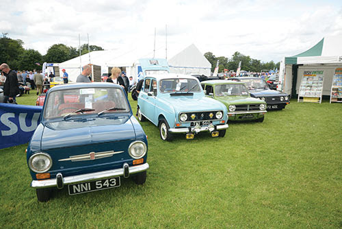 The 26th Irish Classic Vintage Motor Show Help Emma Beat It Fund