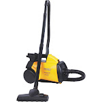 Eureka Mighty Mite Canister Vacuum, Yellow/Black