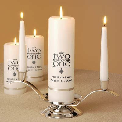 What is a Unity Candle ceremony?