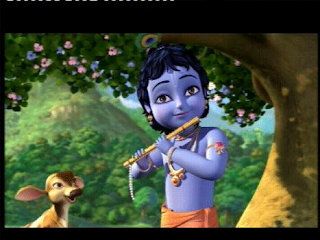 Little Krishna 3D Animation Film
