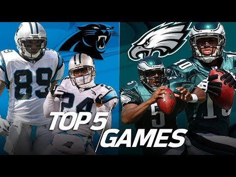 [TNF] Philadelphia Eagles vs Carolina Panthers Live Stream